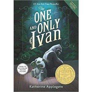 童书:The One and Only Ivan