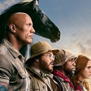 买2张立减$5 数量有限对完即止《勇敢者游戏2:再战巅峰》 电影票大促,内附预告片