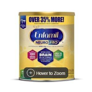 买2罐立减$10Enfamil NeuroPro 婴儿配方奶粉特卖