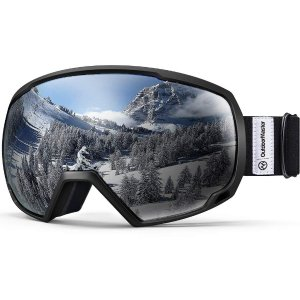 As low as $13.08OutdoorMaster OTG Ski/Snowboard Goggles