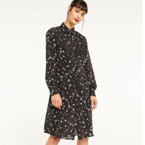 低至4折 £19收封面款连衣裙折扣升级:Own the look官网 折扣升级 美腻的色彩穿起来