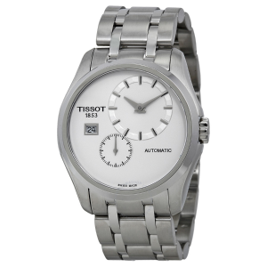 Up to 70% Off + Extra $10 OffDealmoon Exclusive: TISSOT Couturier Stainless Steel Men's Watches