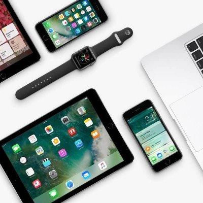 超多苹果产品都有参与