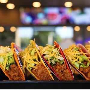 免费送Taco限今天:国家Taco日 超多优惠等你来 多家餐厅参与活动