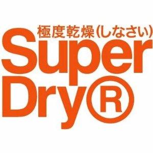 Logo潮拖仅¥102+直邮中国精选 Superdry 英伦潮牌休闲服饰 7折热卖