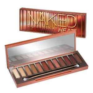 Naked Heat Eyeshadow Palette | Urban Decay Cosmetics