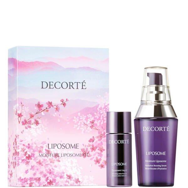 小紫瓶精华+保湿水 樱花套装