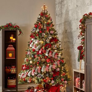 As Low As $27.99NOMA Christmas Tree with Lights Sale