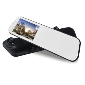 $87.69(原价$140.99)闪购:AUTO-VOX M6 后视镜倒车影像和行车记录仪套装