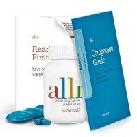 Alli Diet Pills 控脂减肥药 FDA认证 60粒