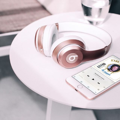 低至5.6折 £140收玫瑰金耳机Beats 无线蓝牙耳机热卖 极致音感高颜值享受