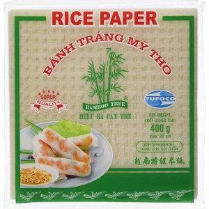 仅€3.3/包 买5付4BAMBOO TREE 越南米纸 DIY清爽夏日减脂餐 春卷、凉皮任选