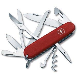 $44.11(原价$82.8)瑞士 Victorinox 维氏 15功能猎人II 工具刀