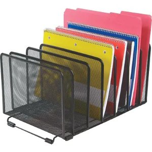Quill Brand® Wire Mesh Desk Accessories; Super Sorter