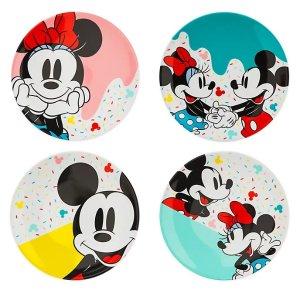Disney8折码:DAISY20盘子四件套