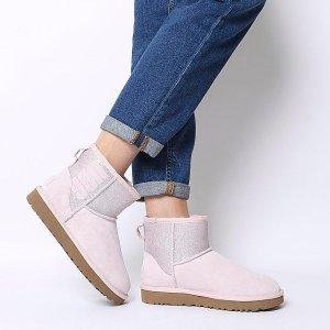低至4.3折 £85收纽扣款雪地靴Office 鞋履网站精选UGG 热促 经典款货全码全快来收