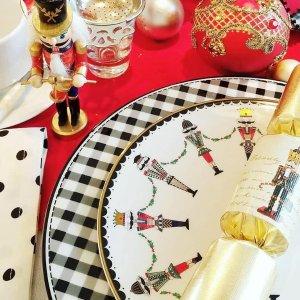 低至2折+额外8折Lenox 全场清仓餐具、装饰品节后促销
