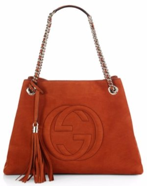 8c092128d04c Gucci Soho Suede Shoulder Bag @ Saks Off 5th $847.99(Org. $1590 ...