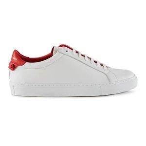 Givenchy加拿大$615女款小白鞋