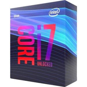 $344.99Intel Core i7-9700K 8核 睿频4.9GHz 不锁倍频 处理器