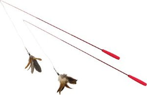 Ethical Pet Telescoping Kitty Teaser Cat Toy - Chewy.com