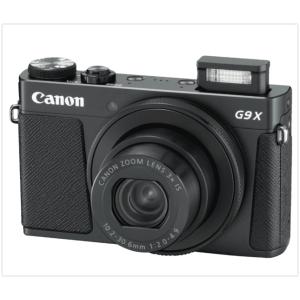 口袋里的一英寸 佳能 PowerShot G9 X Mark II 便携式高级小型相机