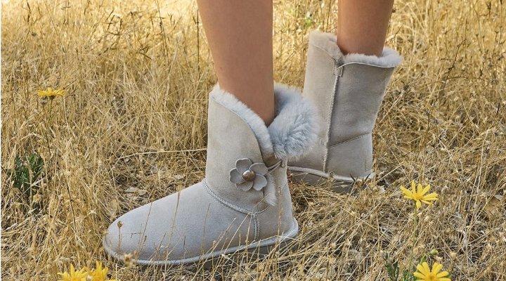 夏天买棉靴 超值反季囤