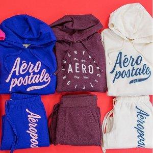 额外8.5折 收新品美衣Aeropostale 全场男女服饰热卖