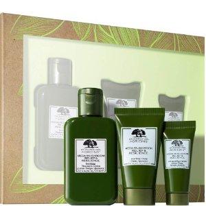 满额8折,£19.2收菌菇超值礼盒Origins 悦木之源全线护肤品热卖 维稳首选品牌