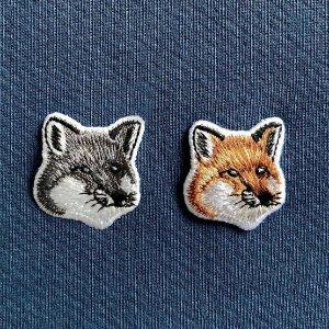 低至6折 大狐狸刺绣帽衫$184
