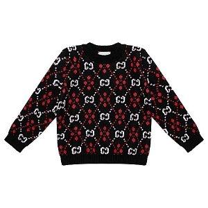 £108收Gucci经典款短袖Gucci 大童装上新品 娇小妹子的福利送达
