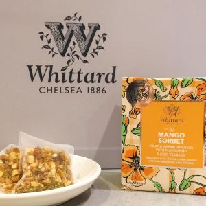 €6.5收速溶茶 铁罐套装仅€26独家:Whittard 英式茶饮9月大促 新用户8.5折 超多赠品