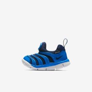 $30.73 (原价$55)折扣升级:Nike官网  Dynamo Free 毛毛虫儿童鞋促销