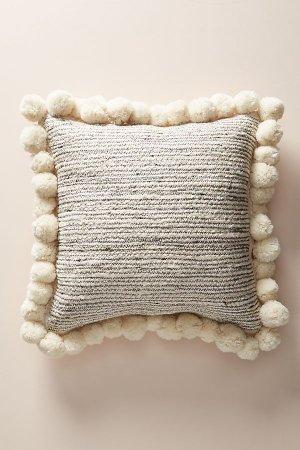 Pommed Jute Pillow