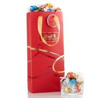 Lindt 松露巧克力红色礼包75颗装