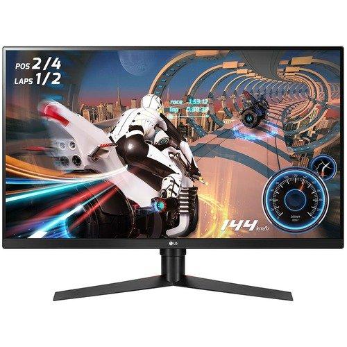 32GK650G-B 32吋 2k 144Hz G-Sync 电竞显示器