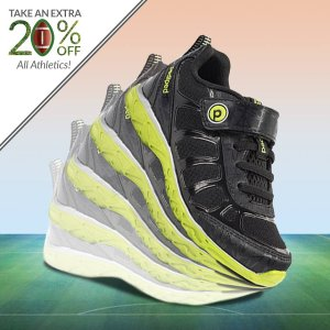 Extra 20% offAll Athletics @ pediped OUTLET