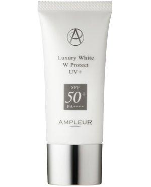 Good thing: AMPLEUR luxury White W protection UV 30 g | Rakuten Global Market