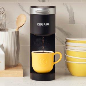 买指定咖啡机送2盒咖啡胶囊Keurig 全场胶囊咖啡机、咖啡胶囊限时8折促销
