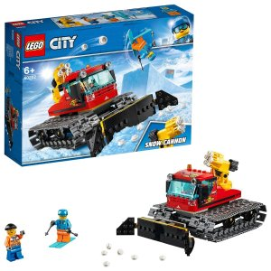 LEGO City 60222 城市系列 扫雪车 7折特价