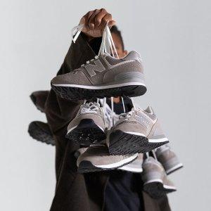 低至5折 运动T恤€13就收New balance 季末大促 经典复古运动鞋服 最后一波儿捡漏价