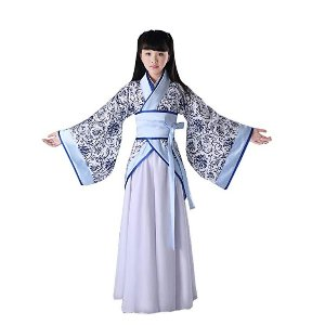From $12.99 Kids Chinese Traditional Clothes @ Amazon