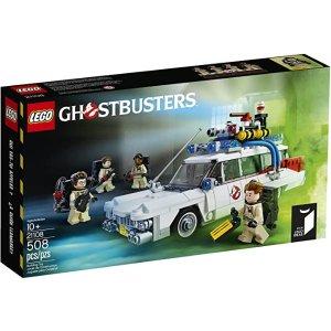 Lego21108 Ecto-1 捉鬼车 2014年款