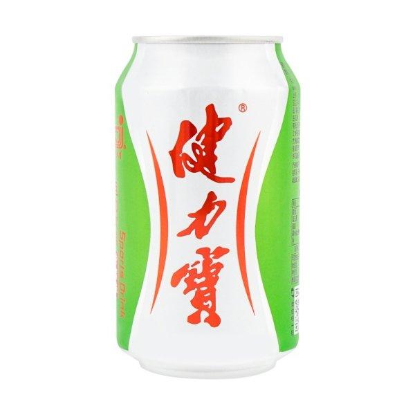 健力宝 运动饮料 柠蜜味 330ml