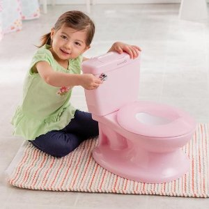 $30.97(原价$39.99)Summer Infant  粉色 宝宝马桶训练器 训练宝宝上厕所