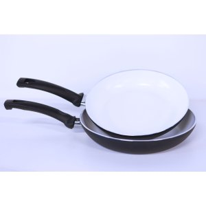 BallariniIseo 2-pc, aluminium, Frying pan set