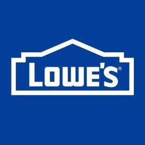 2.5折起Lowes官网 清仓区超多款低价促销 收各种工具配件