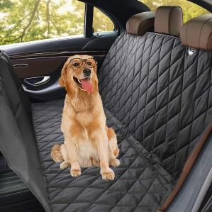 $16.99(原价$49.89)史低价:TINDERALA 宠物汽车座椅垫