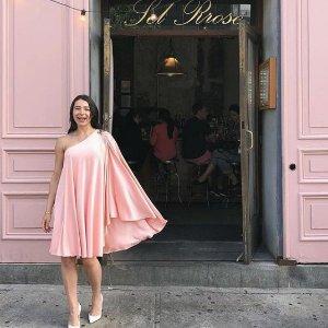 低至6折+额外5折Halston 精选女装热卖 超多美裙好价快来挑