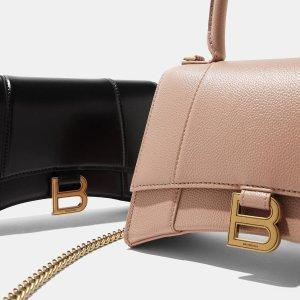 低至7.5折+包税 潮Tee$300+起独家:Balenciaga 专场特卖会,迷你Logo贝壳包$680